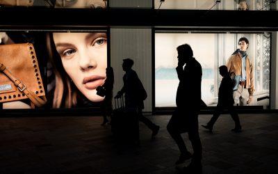 De fem främsta fördelarna med digitala skyltar